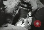 Image of excavation work Africa, 1955, second 22 stock footage video 65675062963