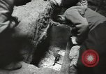 Image of excavation work Africa, 1955, second 23 stock footage video 65675062963