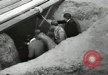 Image of excavation work Africa, 1955, second 35 stock footage video 65675062963