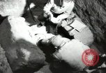 Image of excavation work Africa, 1955, second 41 stock footage video 65675062963