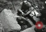 Image of excavation work Africa, 1955, second 42 stock footage video 65675062963