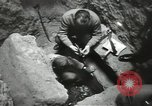 Image of excavation work Africa, 1955, second 43 stock footage video 65675062963