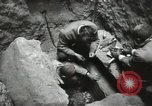 Image of excavation work Africa, 1955, second 48 stock footage video 65675062963