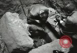 Image of excavation work Africa, 1955, second 49 stock footage video 65675062963
