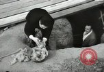 Image of excavation work Africa, 1955, second 57 stock footage video 65675062963