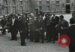 Image of American dignitaries United States USA, 1960, second 21 stock footage video 65675062964