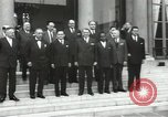 Image of American dignitaries United States USA, 1960, second 39 stock footage video 65675062964