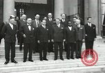 Image of American dignitaries United States USA, 1960, second 40 stock footage video 65675062964