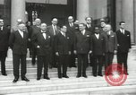 Image of American dignitaries United States USA, 1960, second 41 stock footage video 65675062964