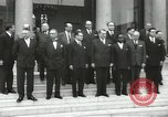 Image of American dignitaries United States USA, 1960, second 44 stock footage video 65675062964
