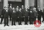 Image of American dignitaries United States USA, 1960, second 45 stock footage video 65675062964