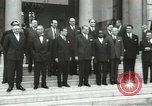 Image of American dignitaries United States USA, 1960, second 46 stock footage video 65675062964