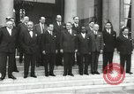Image of American dignitaries United States USA, 1960, second 47 stock footage video 65675062964
