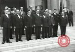Image of American dignitaries United States USA, 1960, second 49 stock footage video 65675062964
