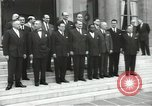 Image of American dignitaries United States USA, 1960, second 50 stock footage video 65675062964