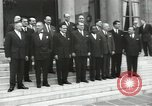 Image of American dignitaries United States USA, 1960, second 52 stock footage video 65675062964