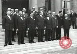 Image of American dignitaries United States USA, 1960, second 54 stock footage video 65675062964