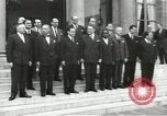 Image of American dignitaries United States USA, 1960, second 57 stock footage video 65675062964