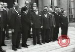 Image of American dignitaries United States USA, 1960, second 59 stock footage video 65675062964