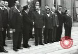 Image of American dignitaries United States USA, 1960, second 60 stock footage video 65675062964