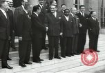 Image of American dignitaries United States USA, 1960, second 62 stock footage video 65675062964