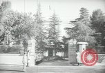 Image of Shukri al-Kuwatli Damascus Syria, 1945, second 15 stock footage video 65675062965