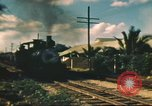 Image of railroad station Hawaii USA, 1942, second 18 stock footage video 65675062970