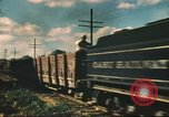 Image of railroad station Hawaii USA, 1942, second 20 stock footage video 65675062970