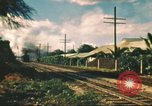 Image of railroad station Hawaii USA, 1942, second 25 stock footage video 65675062970
