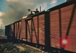 Image of railroad station Hawaii USA, 1942, second 36 stock footage video 65675062970