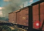 Image of railroad station Hawaii USA, 1942, second 37 stock footage video 65675062970