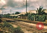 Image of railroad station Hawaii USA, 1942, second 48 stock footage video 65675062970