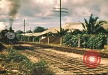 Image of railroad station Hawaii USA, 1942, second 55 stock footage video 65675062970