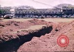 Image of Digging air raid shelters in Hawaii at start of World War II Hawaii USA, 1942, second 1 stock footage video 65675062971