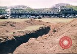 Image of Digging air raid shelters in Hawaii at start of World War II Hawaii USA, 1942, second 3 stock footage video 65675062971