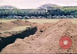 Image of Digging air raid shelters in Hawaii at start of World War II Hawaii USA, 1942, second 4 stock footage video 65675062971