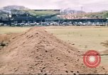 Image of Digging air raid shelters in Hawaii at start of World War II Hawaii USA, 1942, second 6 stock footage video 65675062971