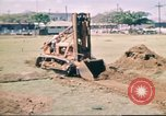 Image of Digging air raid shelters in Hawaii at start of World War II Hawaii USA, 1942, second 18 stock footage video 65675062971