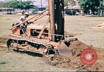 Image of Digging air raid shelters in Hawaii at start of World War II Hawaii USA, 1942, second 25 stock footage video 65675062971