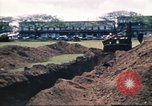Image of Digging air raid shelters in Hawaii at start of World War II Hawaii USA, 1942, second 62 stock footage video 65675062971