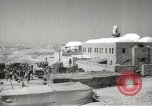 Image of Annual pilgrimage to Nabi Musa (Tomb of Prophet Moses) Palestine, 1945, second 14 stock footage video 65675062974