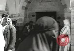 Image of Annual pilgrimage to Nabi Musa (Tomb of Prophet Moses) Palestine, 1945, second 16 stock footage video 65675062974