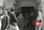Image of Annual pilgrimage to Nabi Musa (Tomb of Prophet Moses) Palestine, 1945, second 17 stock footage video 65675062974