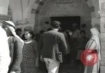 Image of Annual pilgrimage to Nabi Musa (Tomb of Prophet Moses) Palestine, 1945, second 18 stock footage video 65675062974