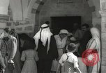Image of Annual pilgrimage to Nabi Musa (Tomb of Prophet Moses) Palestine, 1945, second 25 stock footage video 65675062974