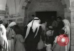 Image of Annual pilgrimage to Nabi Musa (Tomb of Prophet Moses) Palestine, 1945, second 26 stock footage video 65675062974