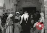Image of Annual pilgrimage to Nabi Musa (Tomb of Prophet Moses) Palestine, 1945, second 27 stock footage video 65675062974