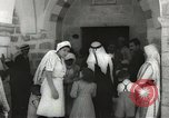Image of Annual pilgrimage to Nabi Musa (Tomb of Prophet Moses) Palestine, 1945, second 29 stock footage video 65675062974