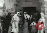 Image of Annual pilgrimage to Nabi Musa (Tomb of Prophet Moses) Palestine, 1945, second 30 stock footage video 65675062974