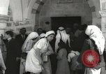 Image of Annual pilgrimage to Nabi Musa (Tomb of Prophet Moses) Palestine, 1945, second 31 stock footage video 65675062974
